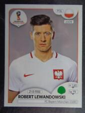 Panini World Cup 2018 Russia - Robert Lewandowski Poland No. 609