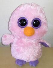 Peluche Pulcino TY 15 cm pupazzo originale beanie boos plush soft toys chick