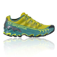 La Sportiva Mens Ultra Raptor Trail Running Shoes Trainers Sneakers Blue Green