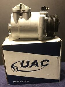 New UAC A/C Compressor 2005 Saturn Vue 2.2L L4 # UC CO10861AC