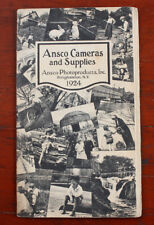ANSCO 1924 PRODUCT CATALOG/207009