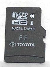 OEM Genuine Toyota Navigation Nav Sd Card 86271 0E185 EE *Fast Free Shipping*