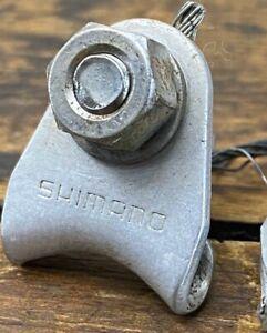 Vintage Shimano Brake Cable Hanger (1) Straddle Cantilever Center Pull