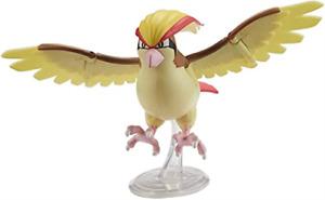 Character Options-Pokemon Battle Feature 4.5`` Figure - Pidgeot NUEVO