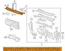 GM OEM-Cowl Panel Windshield Wiper Motor Cover 25905502