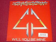 """Glasgow:  Will you be mine  UK  Near Mint Unplayed  7"""""""