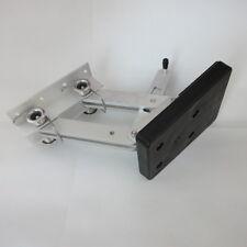 Newly Heavy Duty Aluminum Outboard 2 Stroke Kicker Motor Bracket 7.5hp-20hp