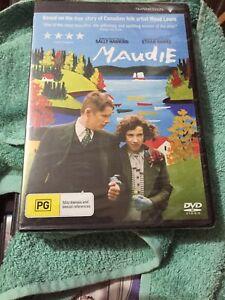 MAUDIE - ETHAN HAWKE/SALLY HAWKINS (BASED ON TRUE STORY OF CANADIAN MAUD LEWIS)