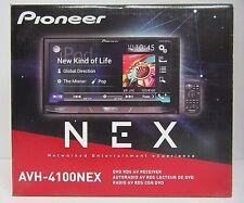 Pioneer AVH-4100NEX DVD RDS AV Receiver APPLE CARPLAY/ANDROID AUTO/SIRIUSXM/BT
