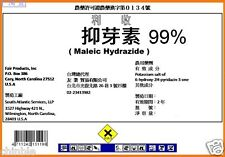MH Maleic Hydrazide 99% 25g Plant Growth Regulator PGR Tissue Culture TC