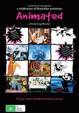 New DVD-ANIMATED