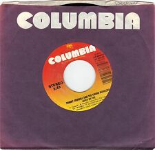 CONWELL, Tommy; & The Young Rumblers  (Love's On Fire) Columbia 68618