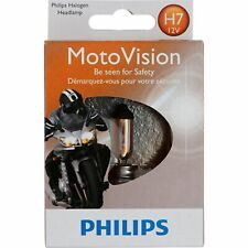 Philips H7 MotoVision Motorcycle & Powersport Replacement Bulb, 1-Pack H7MVB1