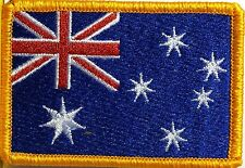 AUSTRALIA Flag Patch with VELCRO® brand fastener Military Emblem #8