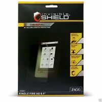 "NEW InvisibleShield for Amazon Kindle Fire 8.9"" HD Screen Protector by Zagg"