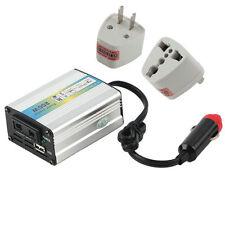 12V DC to AC 220V Car Auto Power Inverter Converter Adapter Adaptor 200W USB F72