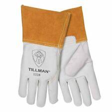 Tillman 1328 Top Grain Goatskin Tig Welding Gloves Sizes Small Xlarge