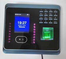ZKteco WiFi  Facial & Fingerprint Time Attendance Face Time Recorder Clock