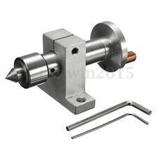 100x43mm Reitstock Schwenkbar Zentrierspitze für Mini Drehmaschine Fräsmaschine