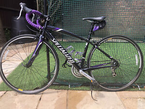 Ladies Road Bike,Specialized Dolce Equipped frame size 48/50.6 used 5 times