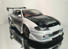 Boley Nissan Silvia S-15 Extreme Tuner 1:24 Light Install Collectable JADA Racer