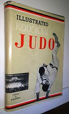 Illustrated Kodokan Judo, , Risei Kano, 1955, Kodansha - 1st edition VGd+