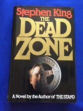 THE DEAD ZONE - FIRST EDITION BY STEPHEN KING