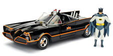 1966 Build & Collect Batmobile with Batman & Robin