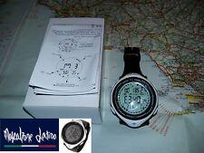 Orologio multifunzione HM 0071 Mascalzone Latino ( Trekking Mare ) Bussola ecc..