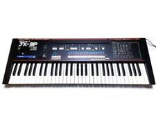 Roland JX-3P jx3p polyphonic synthesizer Keyboard Audio Equipment Working good