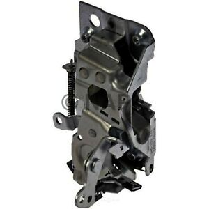 Door Latch Assembly-4WD Front Left NAPA/SOLUTIONS-NOE 6554102