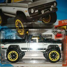 2020 Hot Wheels Walmart #10 Zamac #152 Hot Trucks 7/10 '70 DODGE POWER WAGON