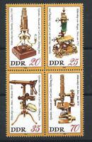 Allemagne DDR N°2192/95** (MNH) 1980 - Musée de l'optique