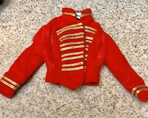 Barbie Doll Drum Majorette #875 Jacket Excellent ~ Vintage 1960's