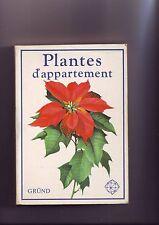 plantes d'appartement  /  editeur :grund