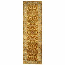 Safavieh Heritage Brown / Blue Wool 2' 3 x 16' Runner