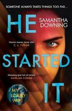 He Started It The gripping Sunday Times Top 10 bestselling psyc... 9780241417348
