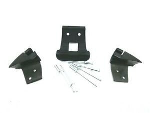 Genuine Porsche Boxster 986 Wind Deflector Fitting Mounting Kit