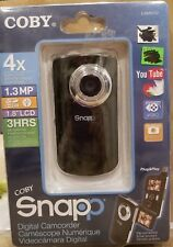 Coby Snapp Digital Camcorder Nib