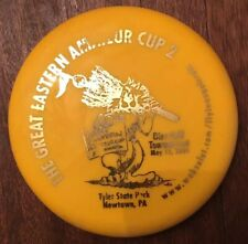 Great Eastern Amateur Cup 2 2001 Disc Golf Mini Disc