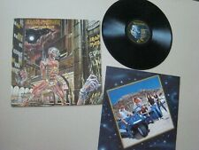 Iron Maiden ‎– Somewhere In Time - LP VINYL