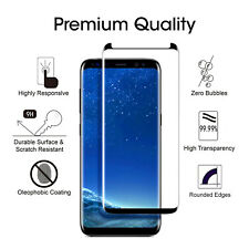 20 Pcs For Samsung Galaxy S9+Plus Tempered Glass Screen Protector Black
