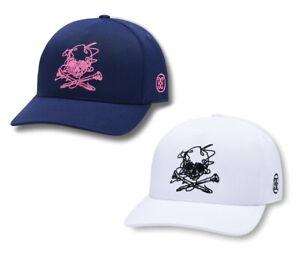 G/Fore Mens Killer T's Sketch Snapback Hat Golf Cap - New 2021