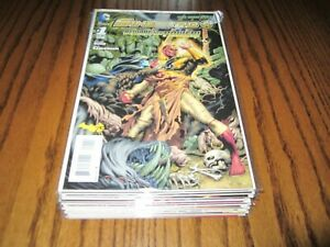Sinestro Lot, New 52 #s 1-23 Annual 1 Complete Run /Set, Green Lantern
