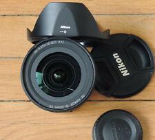 10-20 mm 1: 4.5-5.6 G AF-P DX Nikon Nikkor