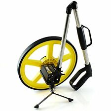 Measuring Wheel Industrial Folding Handle Walking Rolling Distance Portable Tool
