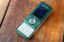 Sony Ericsson Sony Ericcson Walkman W580i green AS IS Parts Display WALKMAN