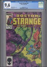 Doctor Strange #66 CGC 9.6 1984 Marvel Paul Smith & Terry Austin Art :New Frame