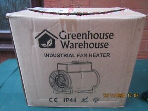 Greenhouse Warehouse 2.8Kw Electric Greenhouse Heater