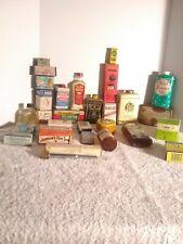 Vintage Medicine Box's An Bottles